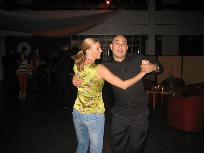 Salsa Dance In Gothenburg