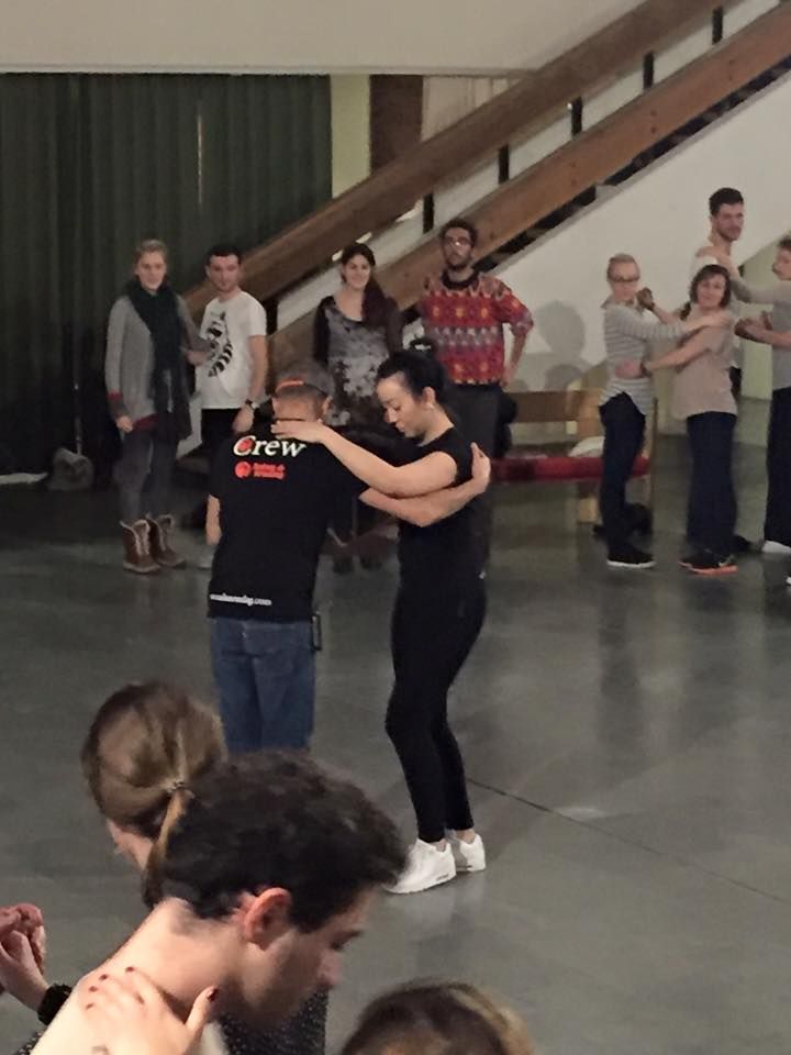 Extra Free Trial Salsa Class For Students!